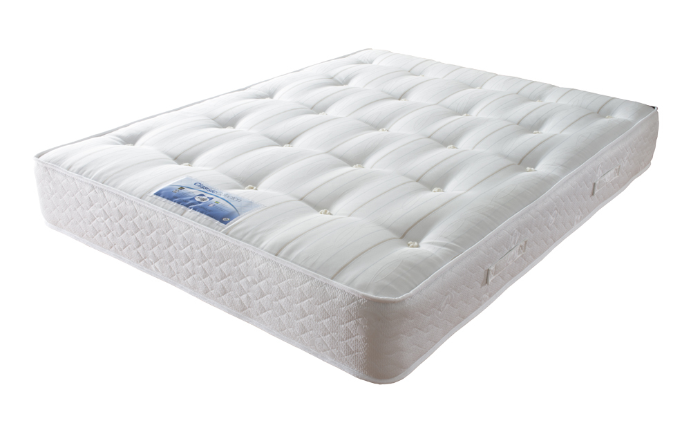 THE MATTRESS SUSTAINING THE BODY AT ESSENTIAL STRESS FACTORS
