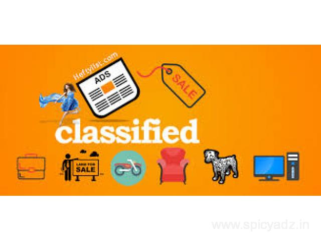 Just how to Market With Classified Advertisement